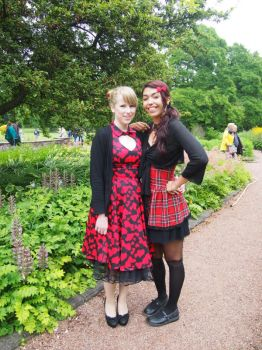 Japanisches Sommerfest Hannover 1 by Fariseha