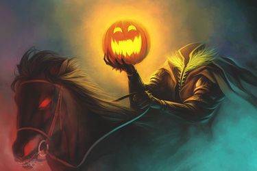 All Hallows' Eve Greetings by ruina