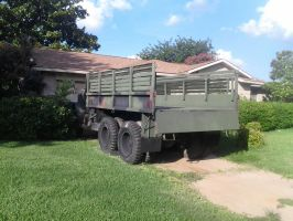 1950 White M35A2 Deuce and A Half by TR0LLHAMMEREN