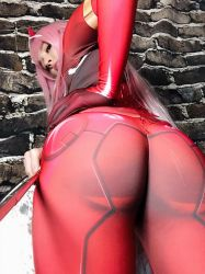 002 booty by Foxy-Cosplay