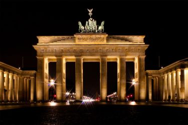 Brandenburger Tor by crazylama