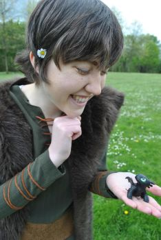Hiccup Cosplay 3 by NedlyDeadly