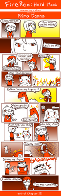 FireRed: Chapter 12 by RitsuBel