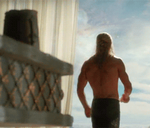 Thor shirtless gif by Marianagmt