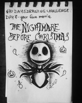 day 7: your fave movie by Frankienstein