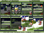Santa_Is_Coming_W850_ThemePack by XtremeEngine