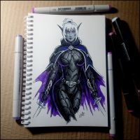 Instaart -  Venorsh by Candra