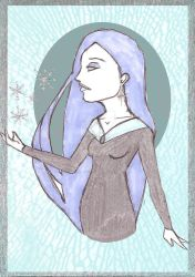 Snow Queen by Imogen-RoseCranmer