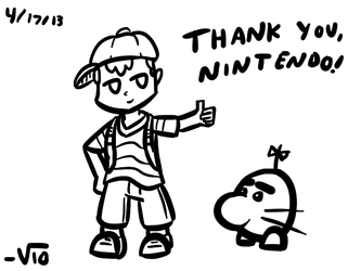 Quick Ness Tablet Sketch by TheAliami
