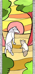 WoLF: Loners and Others Banner Panel by SomeSunnyBunny