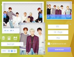 +PACK PNG 07// BTS by ibestlight