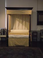 Four poster bed circa 1680 by ditney