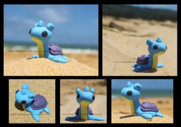 Lapras Pokemon by HappyMach
