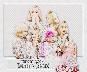 PACK PNG TAEYEON @160308 B-DAY PARTY by victorhwang