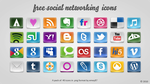 free social icons by emey87