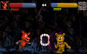 Fazbear Fight by Some-Crappy-Edits