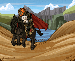 The Journey Home by Anilede