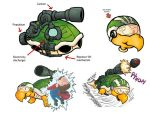 Koopa troopa shell redesign by yorko