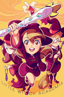 Little Witch Academia!! by alicenpai