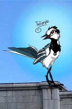 Tulimie (Character Design) by CyBluebird