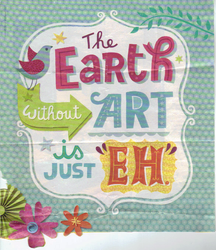 The Earth Without Art is just Eh by FishesbeFishes