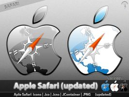 Apple Safari icons updated by MDGraphs