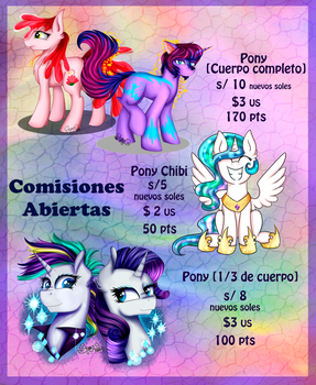 Commisions OPEN! [In the description] by xibiena