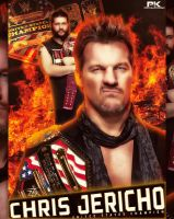 Chris Jericho U.S Champion Picture by PrabhatKing01