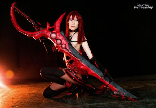Elesis Crimson Avenger Cosplay #35 by DmC - Disney by DrawMeaCosplay