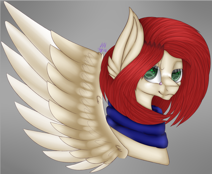 Art trade with Whale by Dragonheart0211