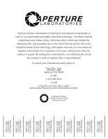 Aperture Recruitment Flyer by RurouniVash