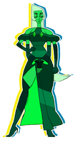 Green Diamond by french-teapot
