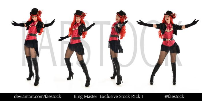 Ring Master  - Exclusive Stock pack 1 by faestock