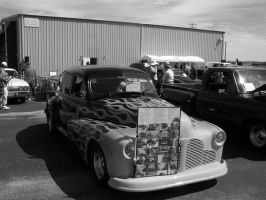 1940s Vintage Coup B and W by borgking001a