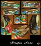 Griffin shoes by Phoeline