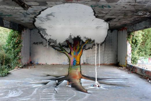 The tree by TSFcrew