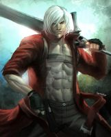 DMC... by DXSinfinite