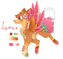 Lemi Reference by ASTRAGATO