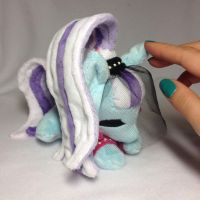 Plushie Countess Coloratura by Burgunzik