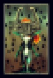 8-bit Midna by M1DNAA