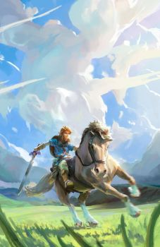 Link! by MaxiimusT