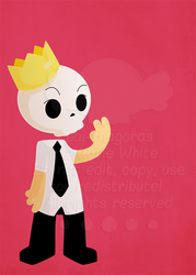 Corporate Skull Fanart by pai-thagoras
