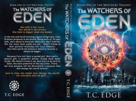 Book Cover - The Watchers of Eden by LaercioMessias