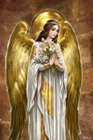 Saint Angel by Develv