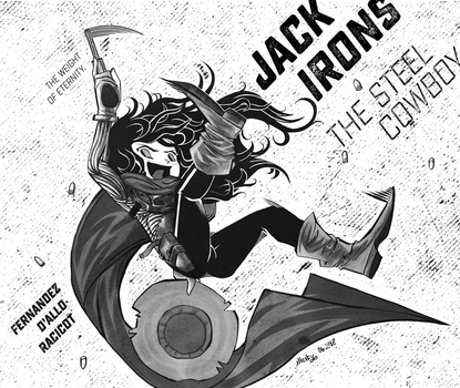 Jack Irons: 63 by illeity