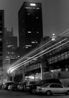 Chicago L IX by DanielJButler