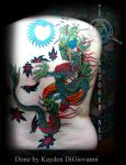 Japanese Dragon Backpiece 3 by kayden7