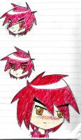 Kenneth doodles by TapinAnts