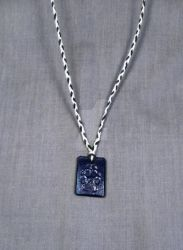Wolf Paw Necklace by wolfsax