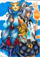 Blade and Soul by KaworuN